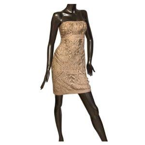 Sue Wong Cocktail Dress Size 2